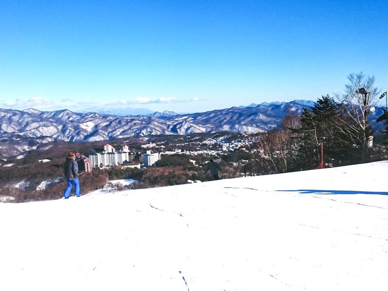 草津温泉スキー場★